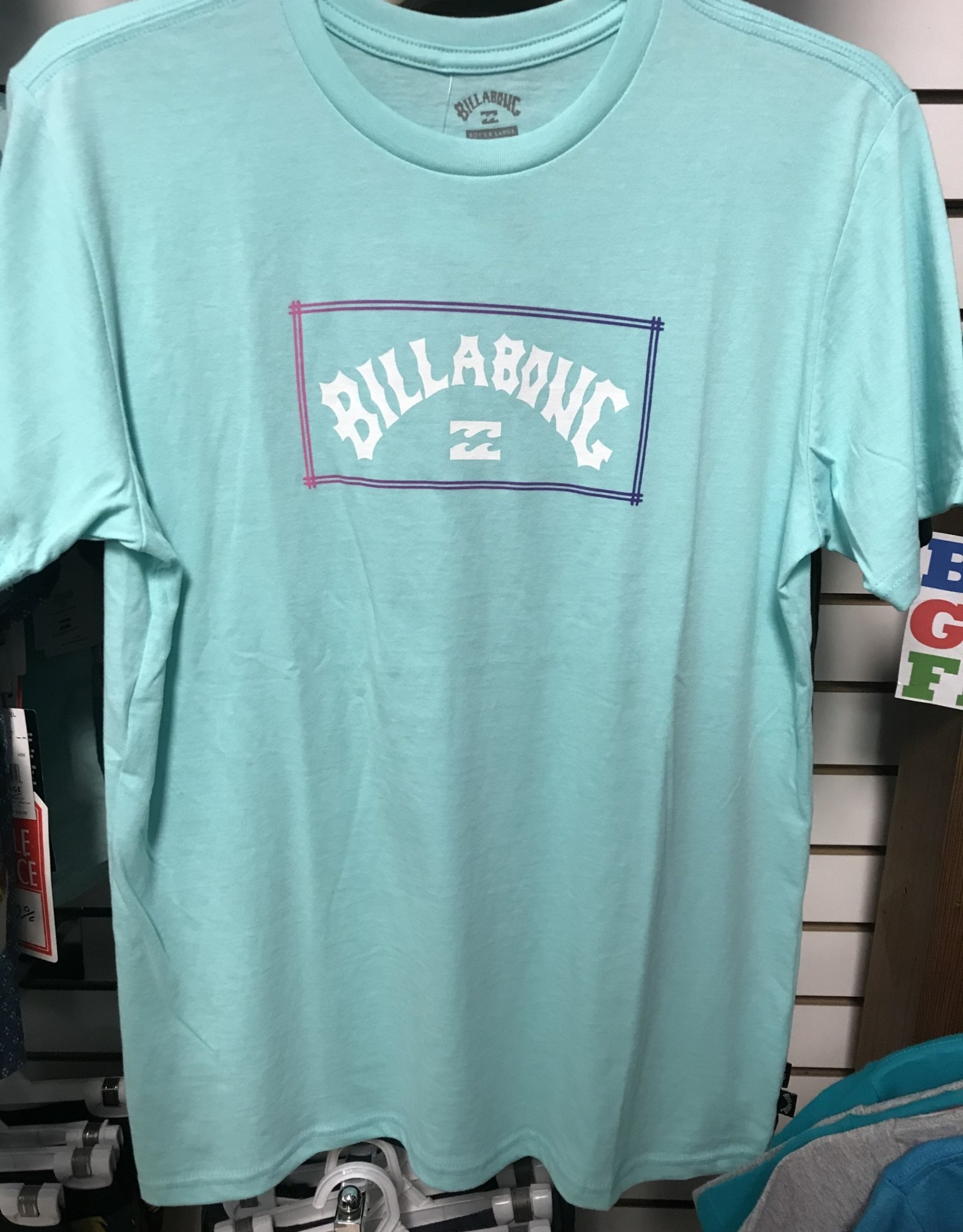 billabong billabong arch t/s boys style b4041bar