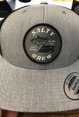 salty crew salty crew double down retro trucker hat