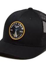 salty crew Salty Crew Bottom Dweller Trucker Hat blk