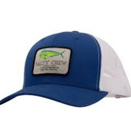 salty crew Salty Crew Mahi Mount Retro Trucker Royal/White