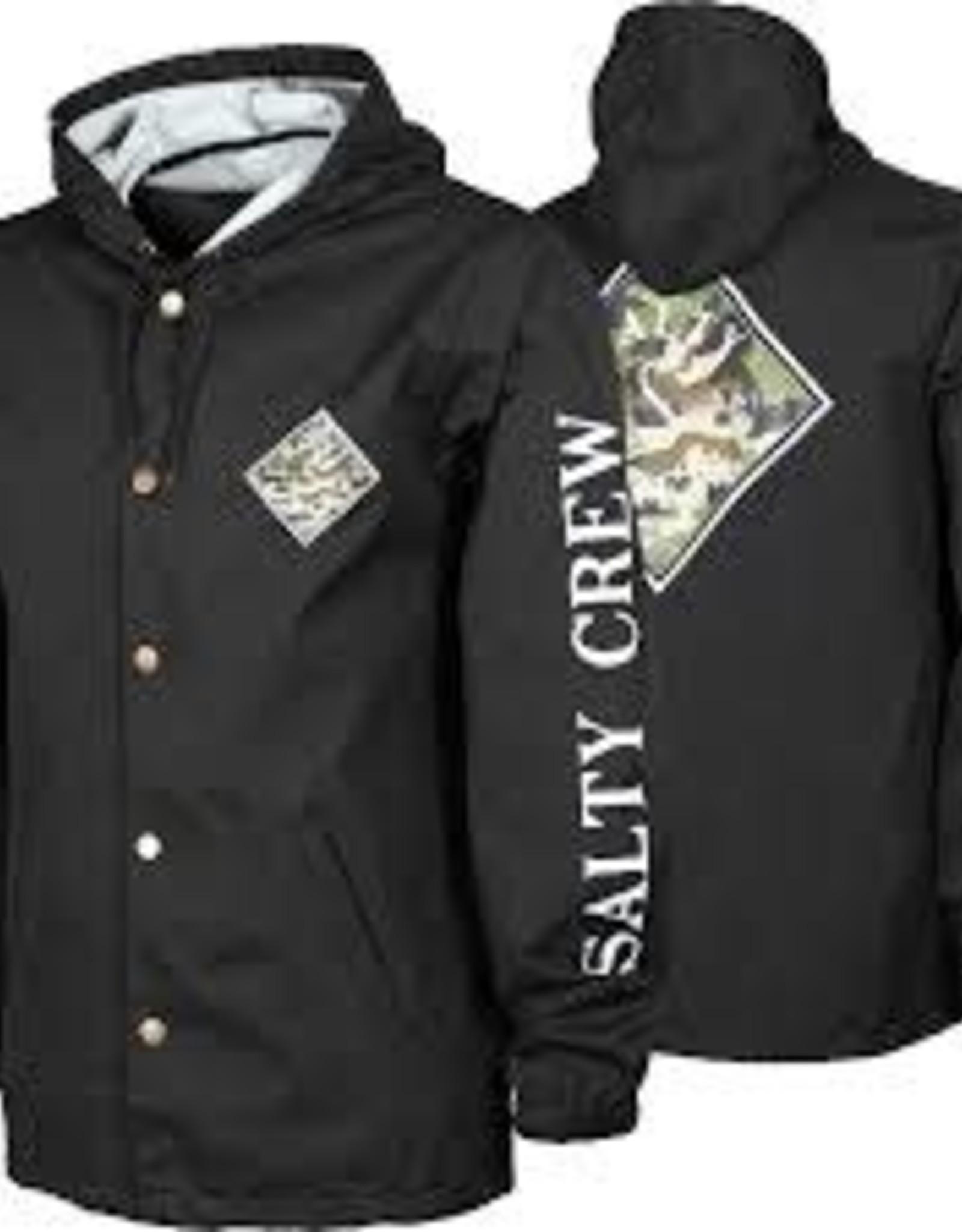 salty crew Salty Crew Tippet Decoy Snap Jacket