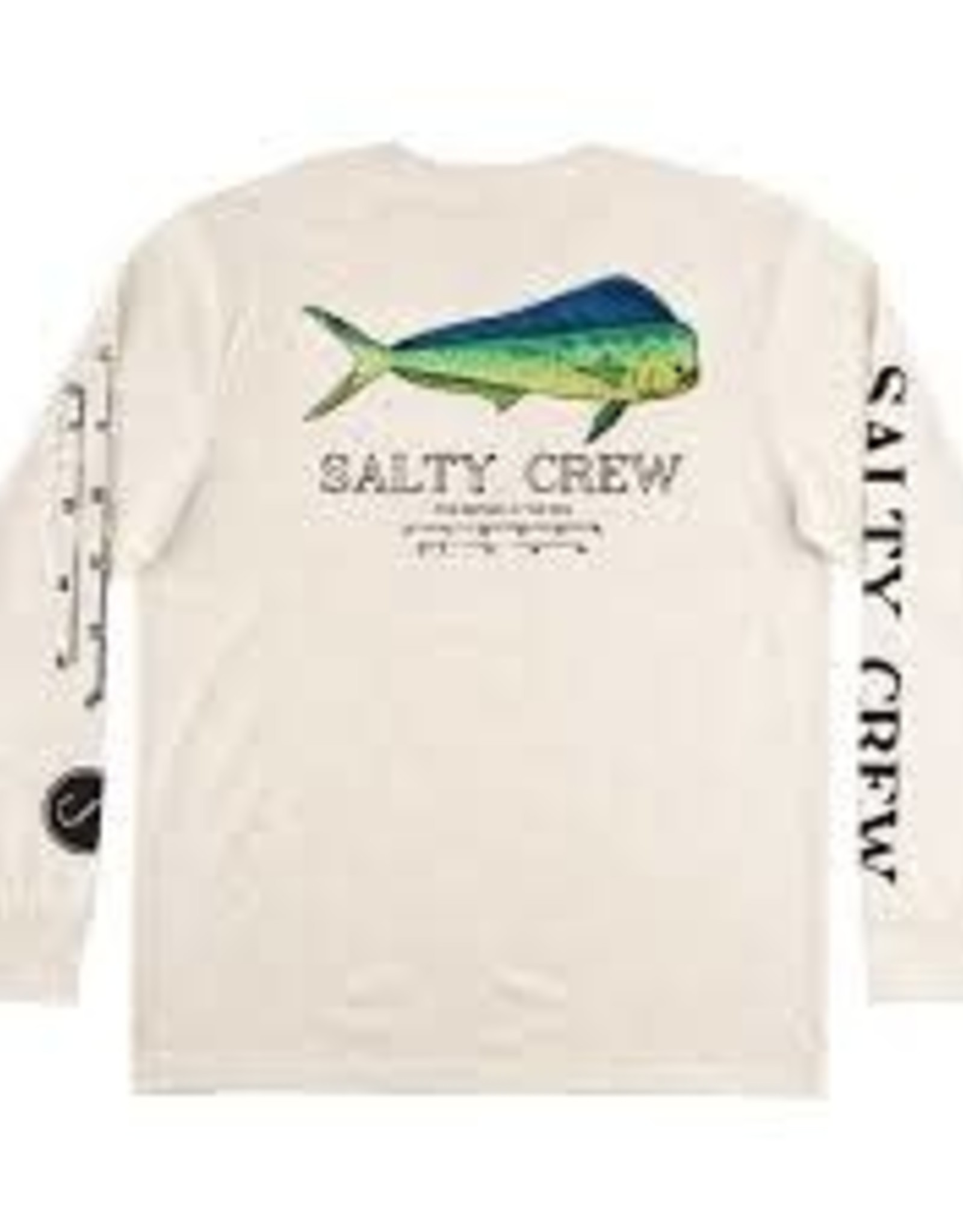 salty crew Salty Crew Angry Bull L/S R/G 2013503