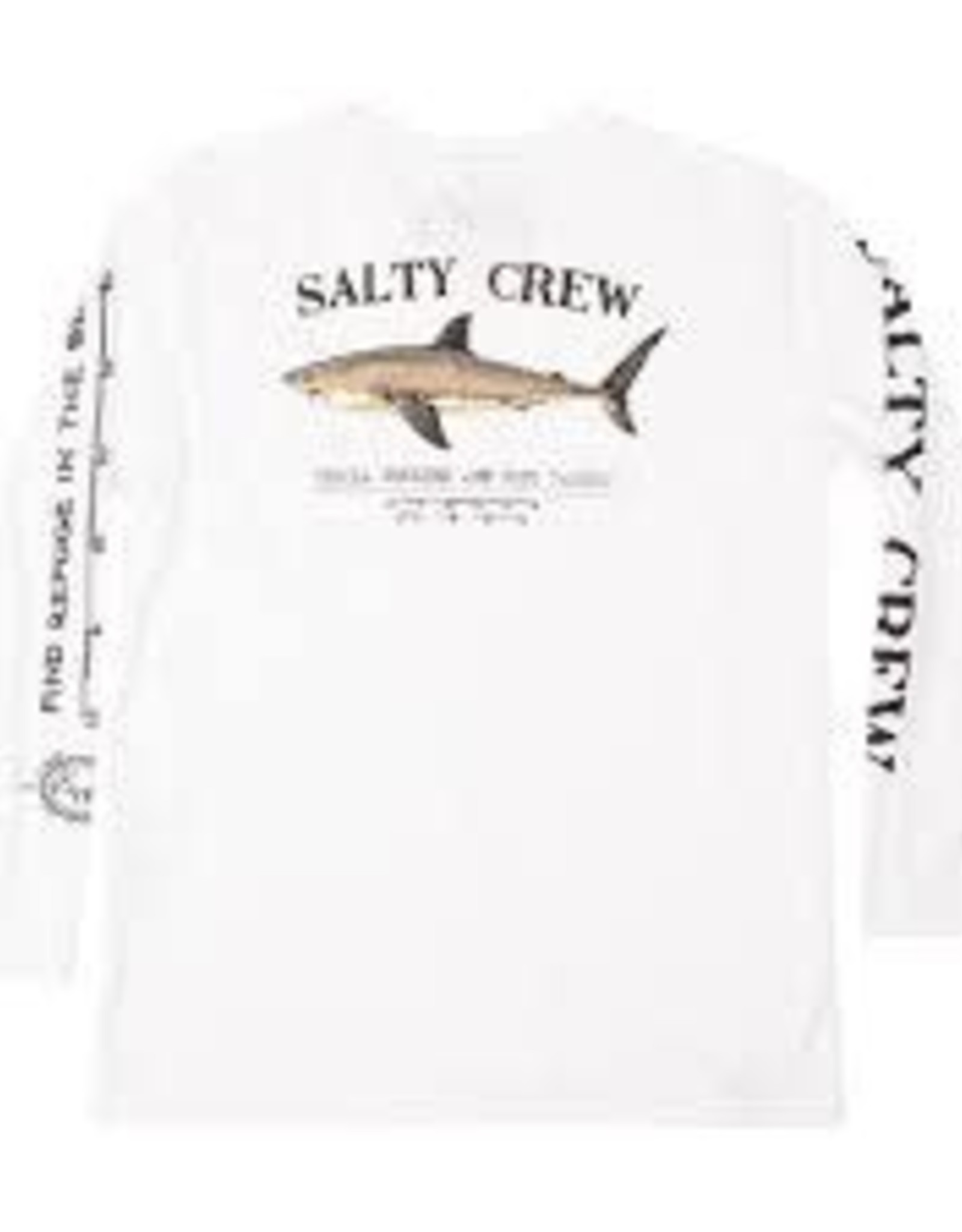salty crew Salty Crew Bruce L/S Tee 20135070