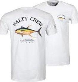 salty crew Salty Crew Ahi Mount S/S Tee 20035039