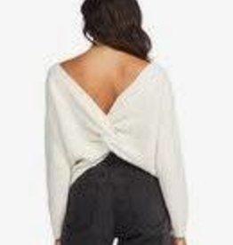 Roxy Roxy Bamboo Darling Twist Sweater ARJSW03259