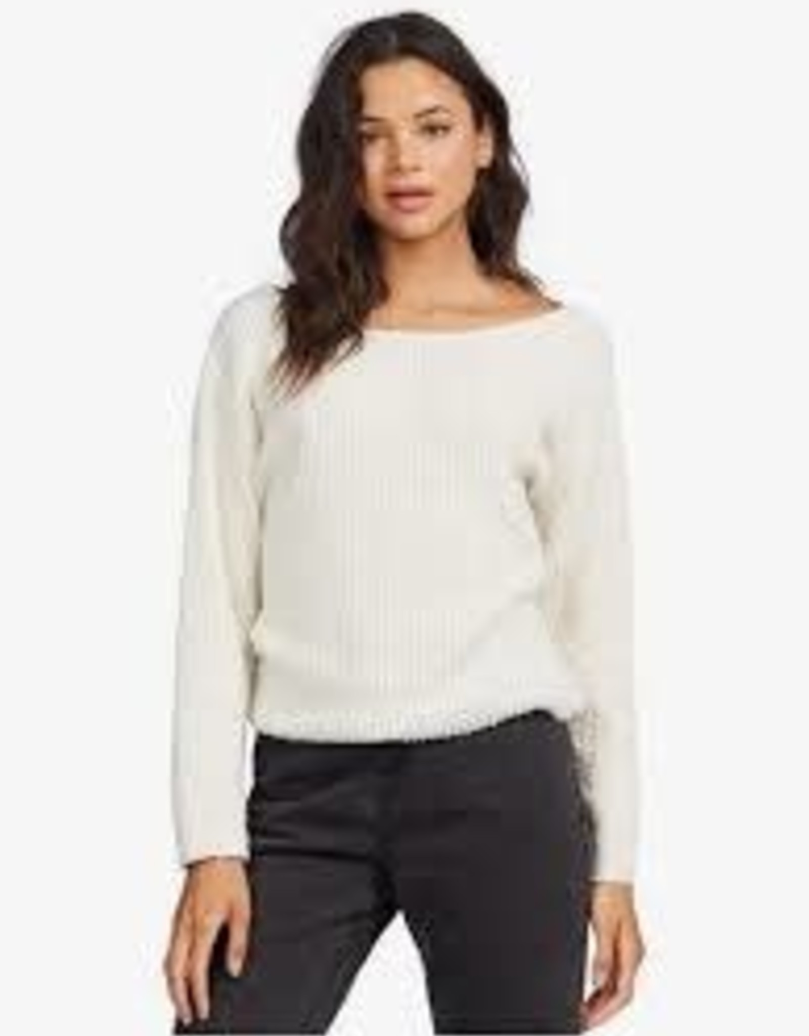 Roxy Roxy Bamboo Darling Twist Sweater ARJSW03259
