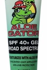 ags labs aloe gator spf 40 gel