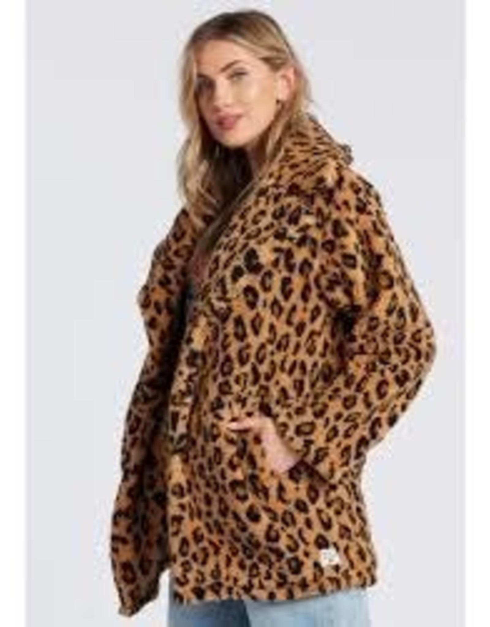 billabong Billabong The Brighton Faux Fur Jacket