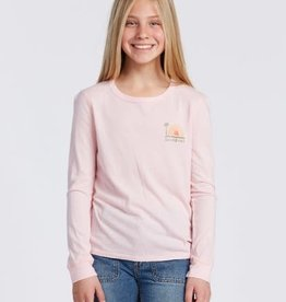billabong Billabong Girls Beach Dreams L/S Tee