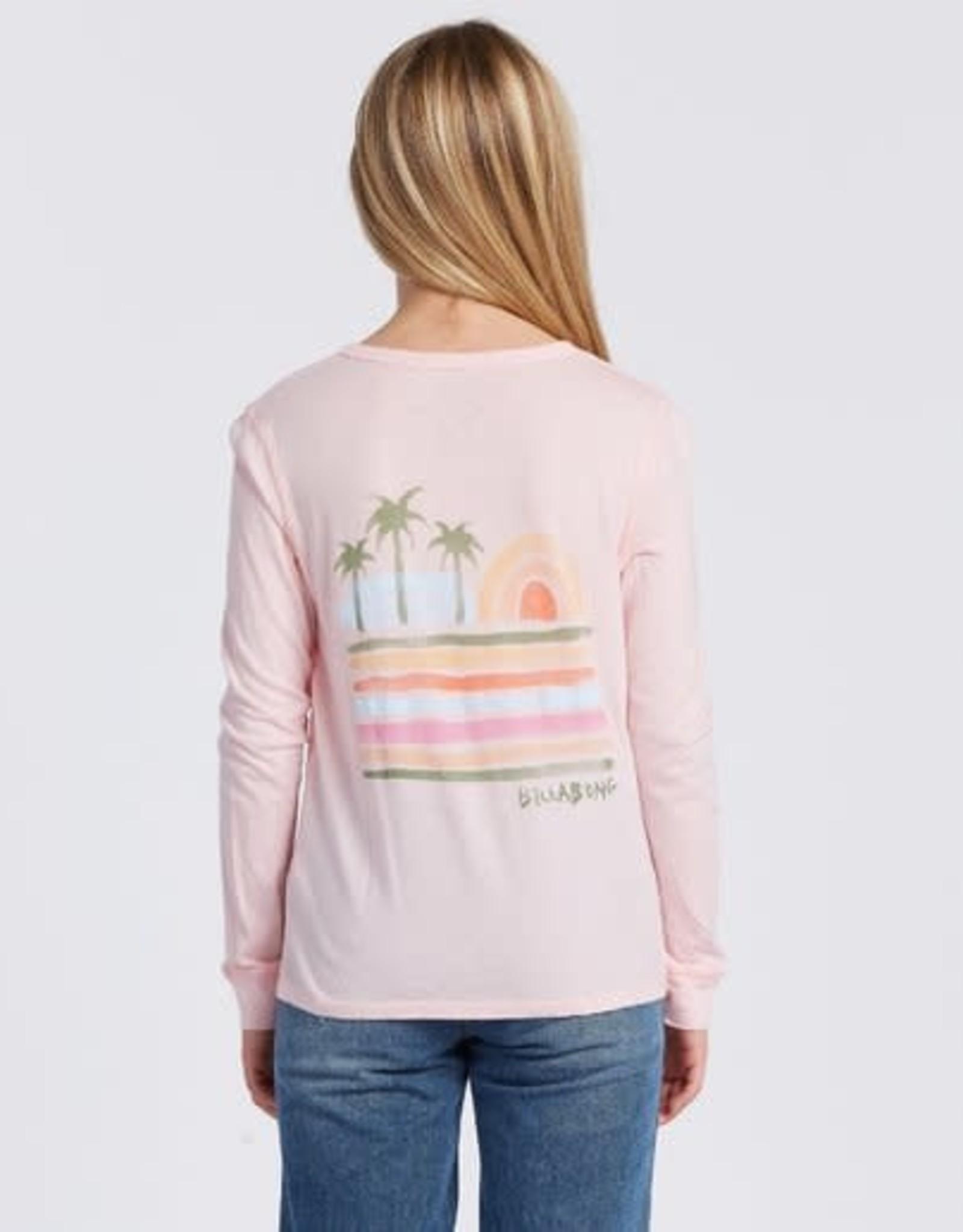 billabong Billabong Girls Beach Dreams L/S Tee