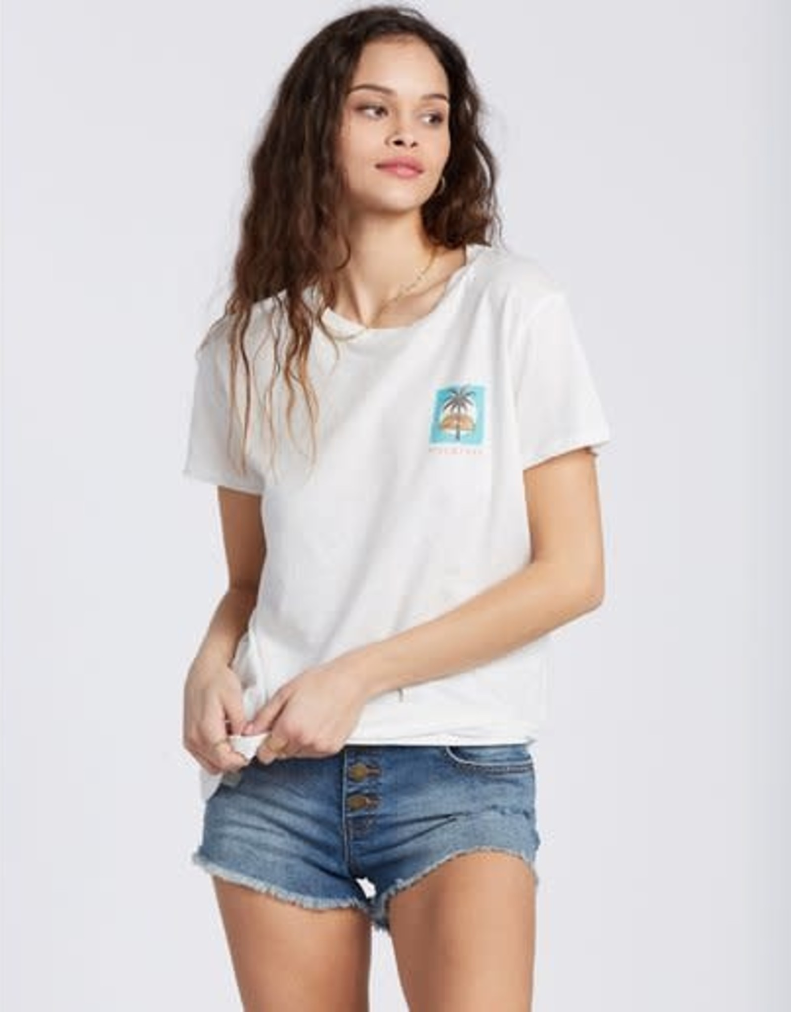 Billabong Nature Trails S/S Tee