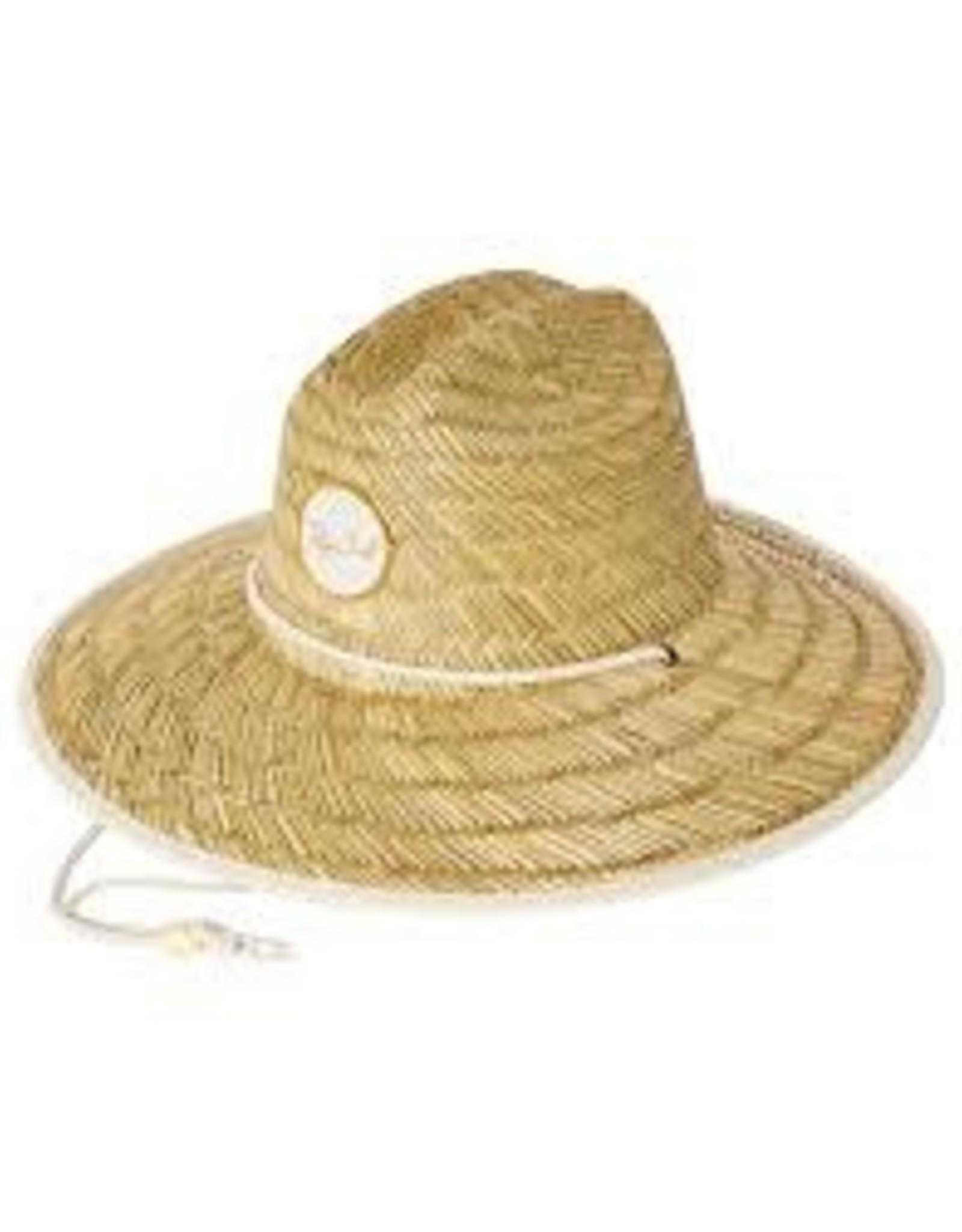 rip curl rip curl script straw sun hat
