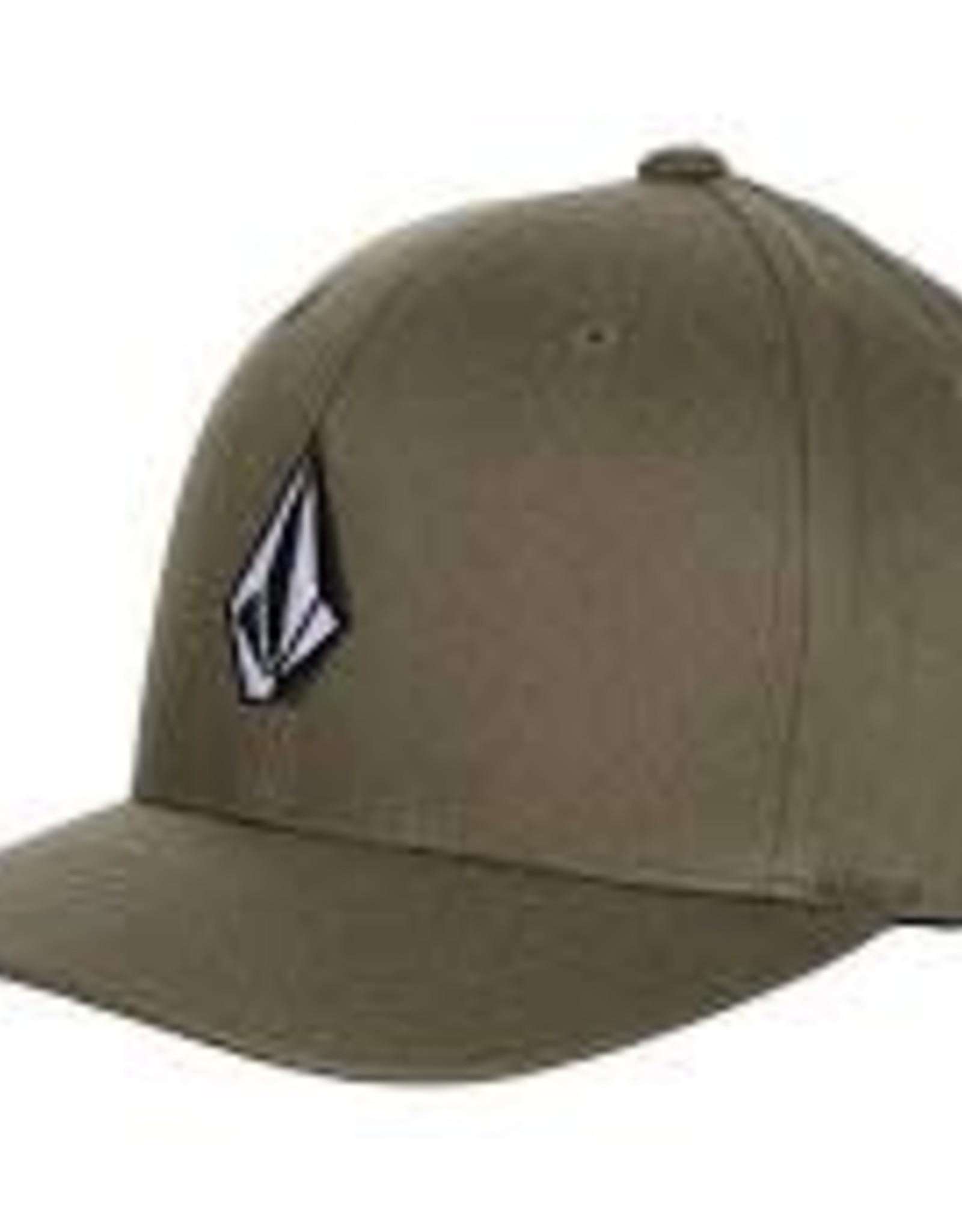 volcom volcom full stone xfit youth hat f5541307