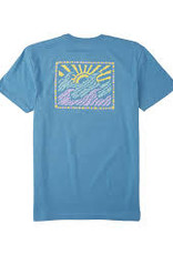billabong billabong crayons wave boys s/s b4043bcw