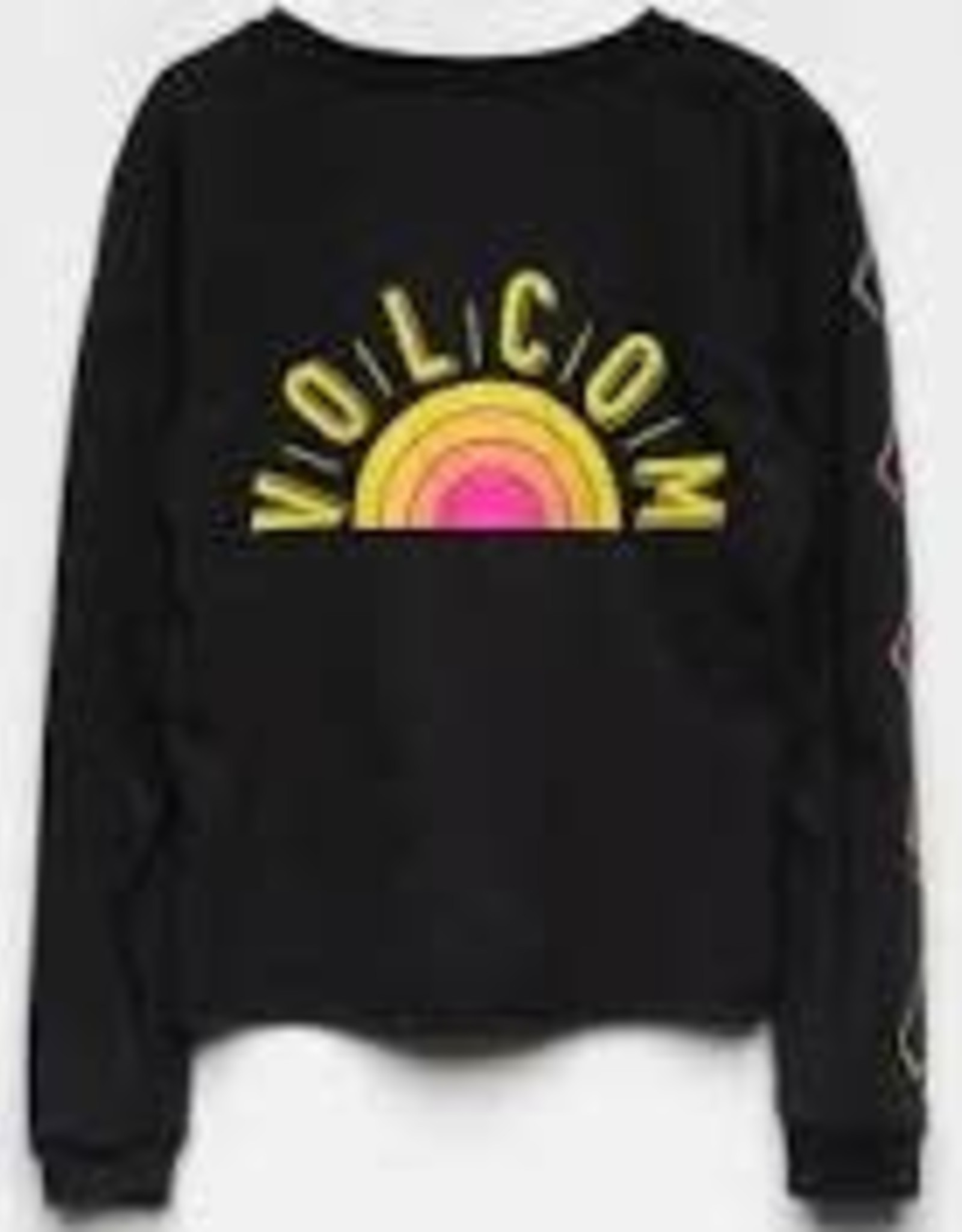 volcom Volcom Girls Made From Stoke L/S Tee R363200
