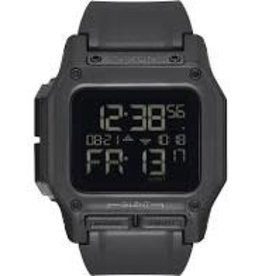 nixon nixon regulus watch all black