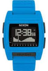 nixon nixon base tide watch blue
