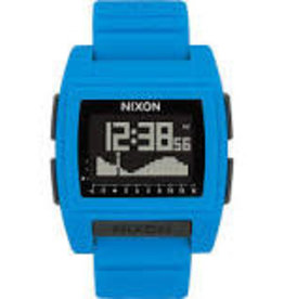 nixon nixon base tide watch blue