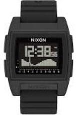 nixon nixon base tide pro watch black