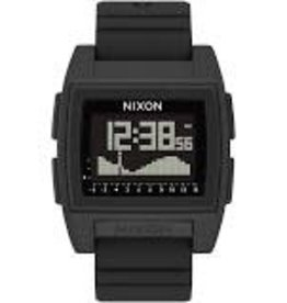 nixon nixon base tide pro watch black