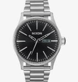 nixon nixon sentry ss watch black sunray