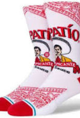 stance stance tapatio socks size large