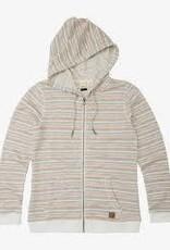 Roxy roxy trippin stripes zip hoody