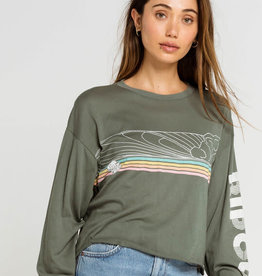 rip curl Rip Curl Island Oasis L/S Tee GTETS8
