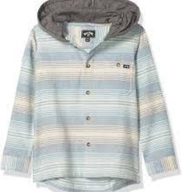 billabong billabong baja flannel boys b5213bbf