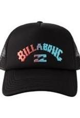 billabong billabong podium trucker hat ngt