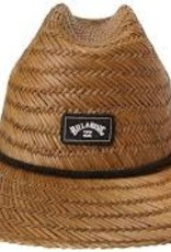 billabong billabong tides hat brn