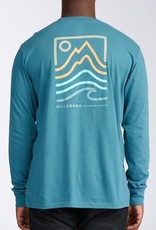billabong Billabong Peak L/S Tee ABYZT00187