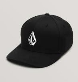 volcom volcom full stone xfit youth hat blk f5541307