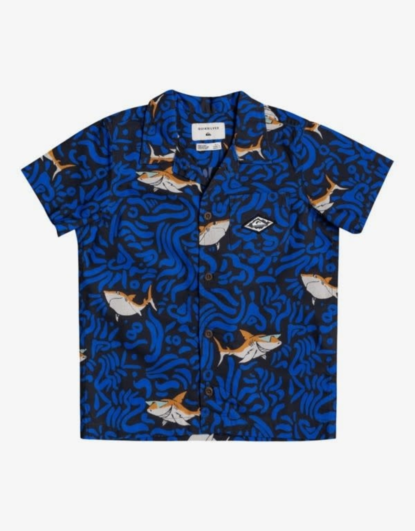 quiksilver Quiksilver Sharky Troubles Woven EQWT03198