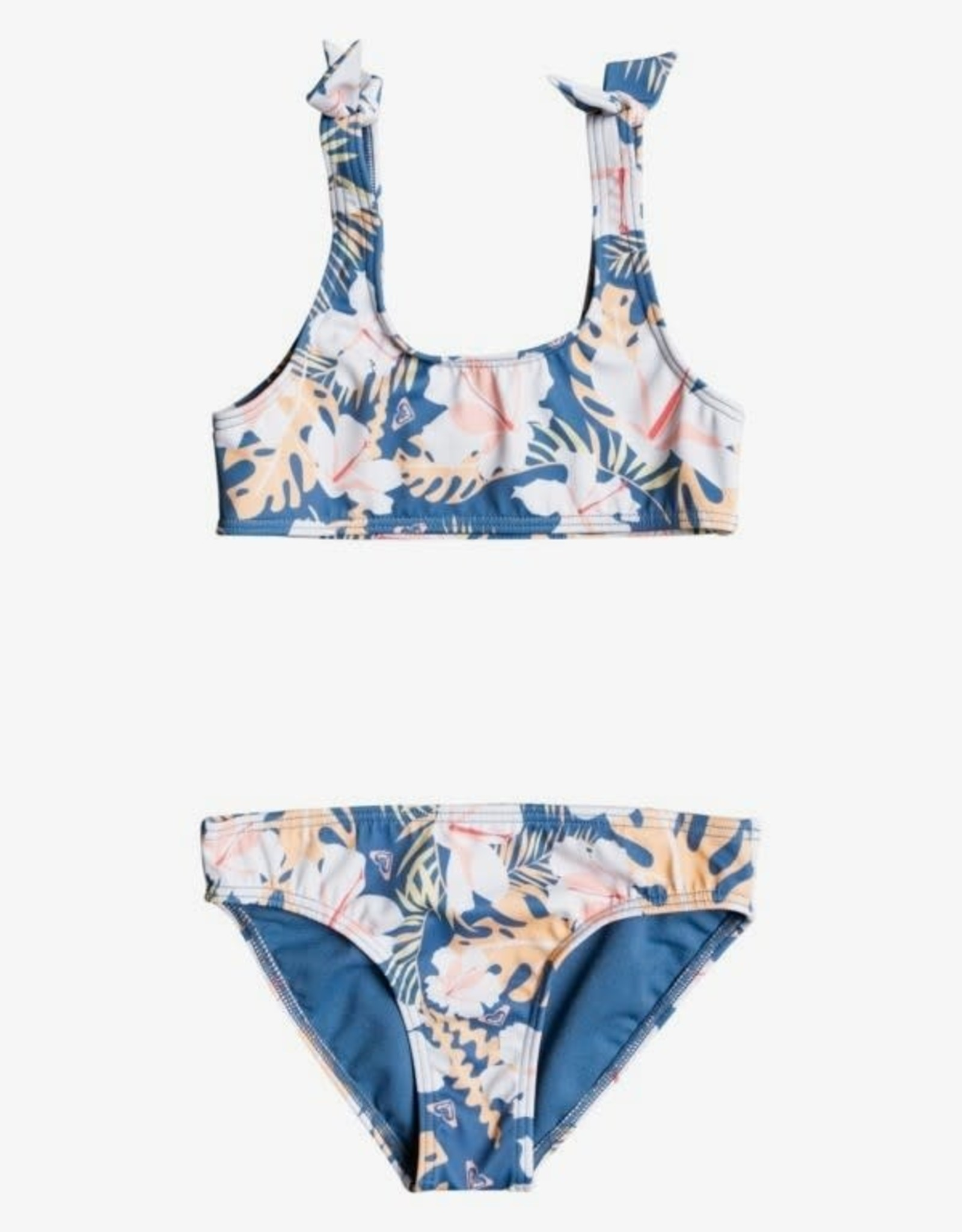 Roxy Roxy Girl Swim Lovers Bralette Set ERLX203124