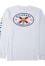 billabong billabong roller fl l/s