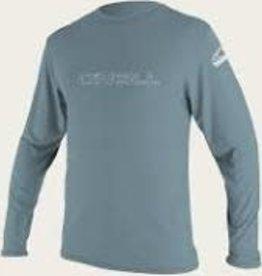 oneill oneill basic upf 50+ l/s rashguard