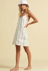 billabong Billabong Sunny Stripes Mini Dress JD203BSU