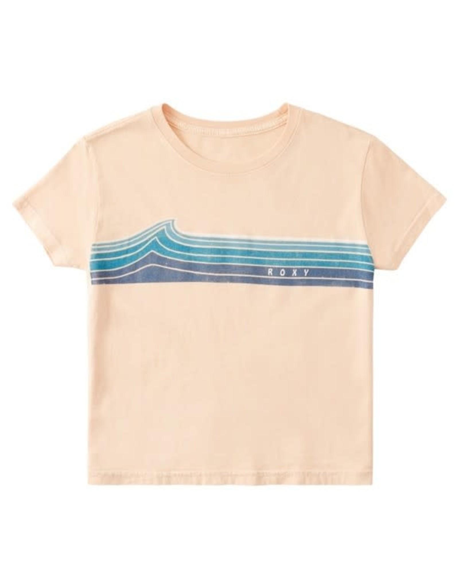 Roxy Roxy Girl Wavey Stripe SS Tee ARGZT03577