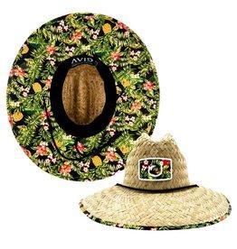 avid avid sundaze straw hat pineapple express