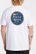 billabong rotor tshirt m4042bro