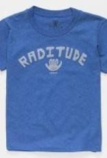 vissla Vissla Raditude Kids SS Tee K421SRAD