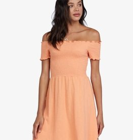 Roxy Roxy Hanging Off Shldr Smock Top Dress ARJKD03207