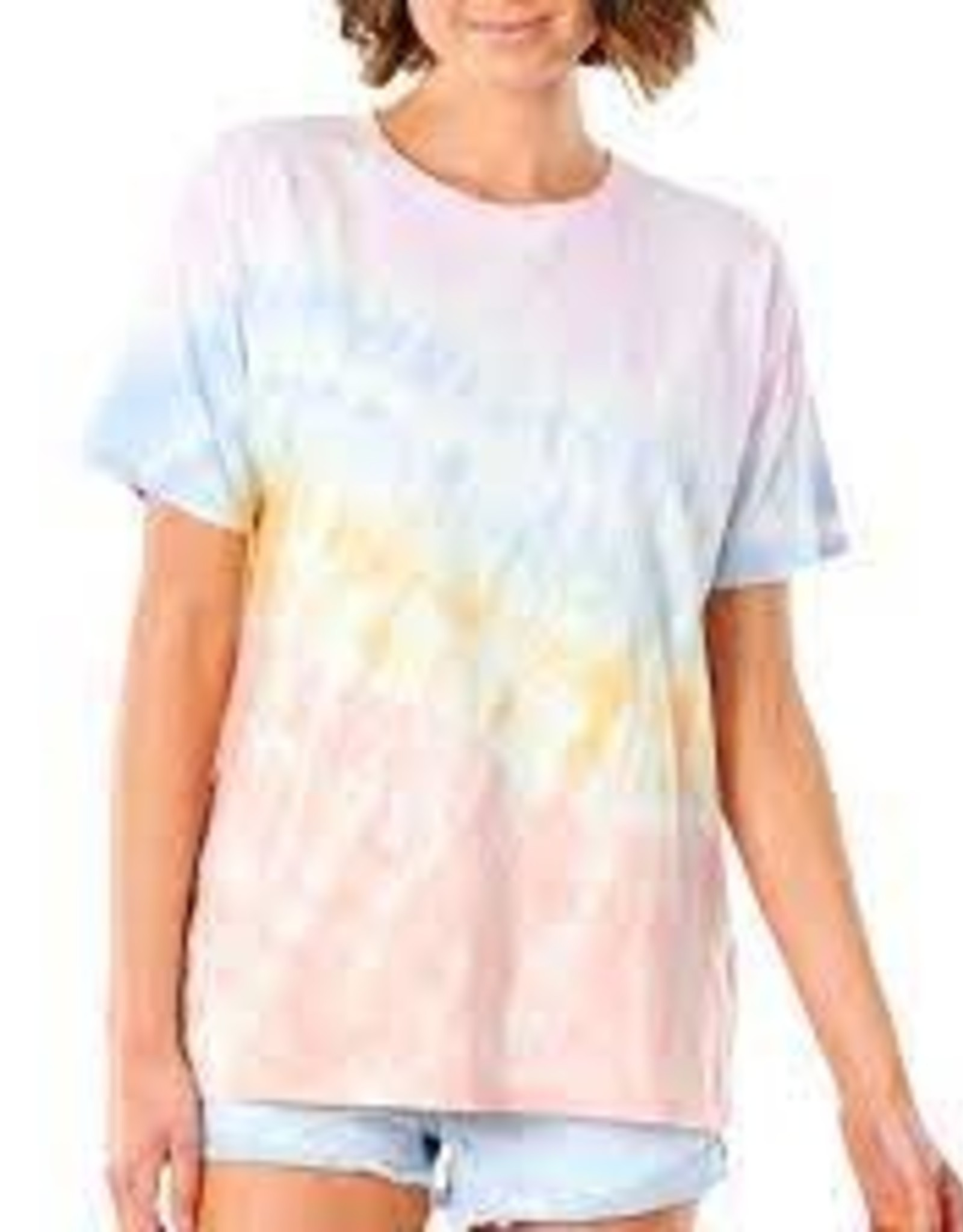 rip curl Rip Curl Wipeout Tie Dye S/S Tee GTELE9