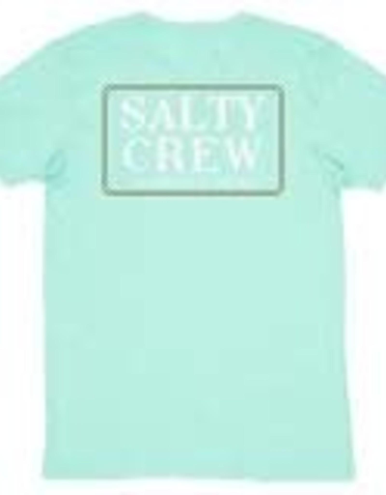 salty crew salty crew deckhand s/s