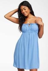 billabong Billabong Feelin Blue Dress ABJWD00249