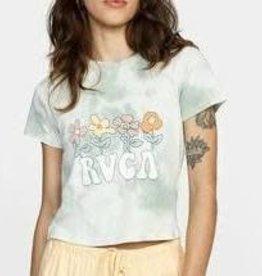 rvca RVCA Freedom Flower S/S Tee AVJZT00260