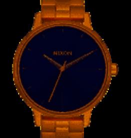 nixon nixon kensington rose gold storm