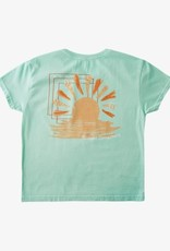 Roxy Roxy Sunset And Squares S/S Tee ARGZT03649