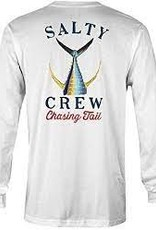 salty crew Salty Crew Tailed Tech L/S R/G 20135037